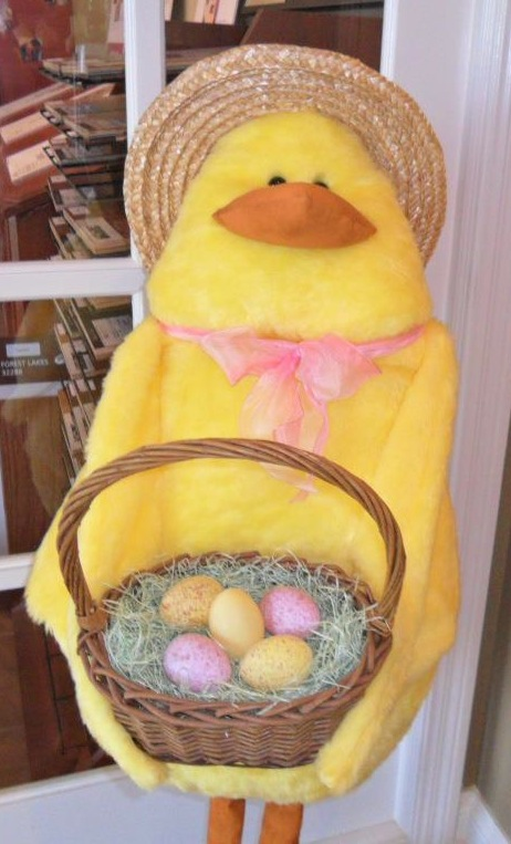 Happy Easter from Home Sweet Abbey