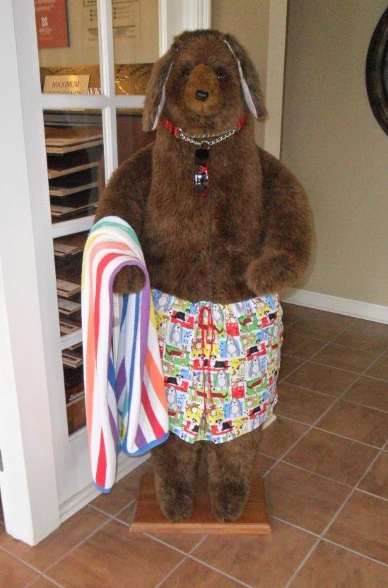 pooch bear