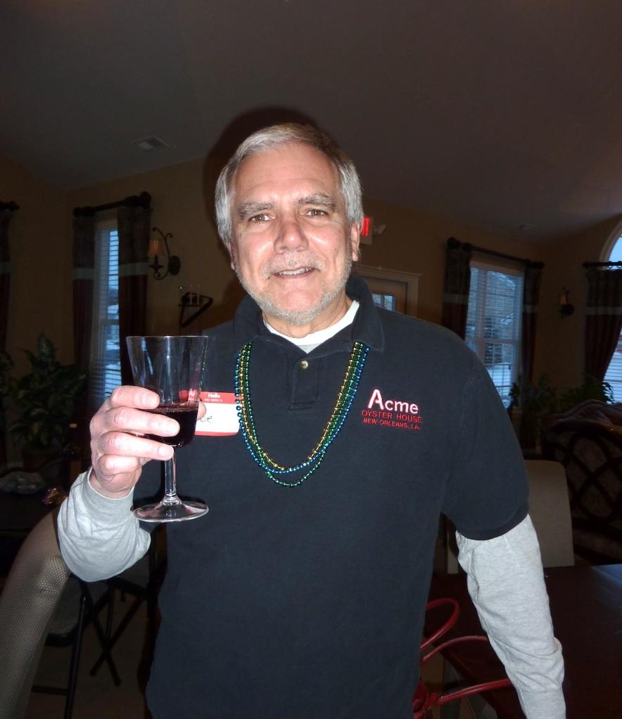 Joe & wine