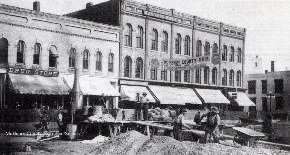 bricks 1912