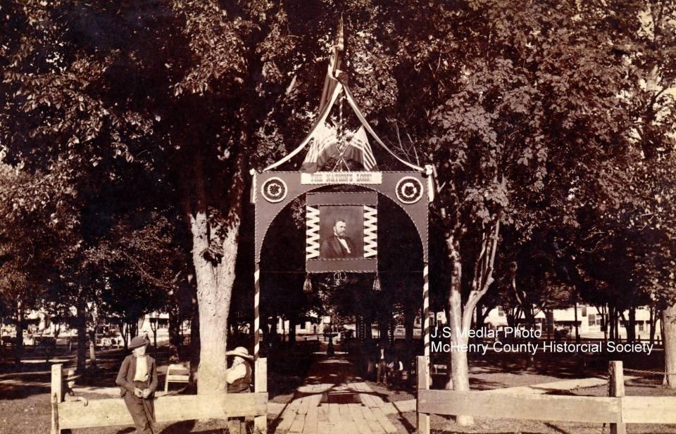square 1885 grant