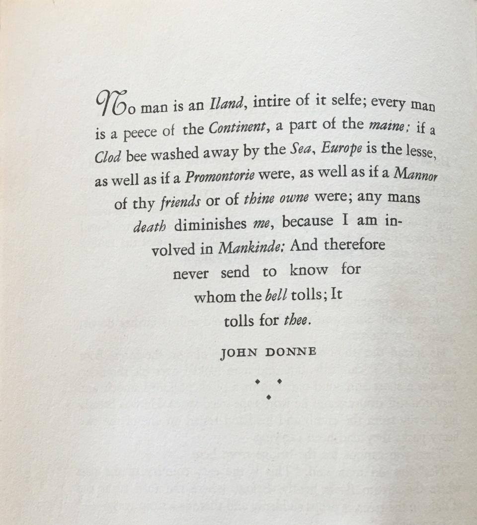 original poem